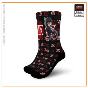 Hunter X Hunter Socks Shizuku Socks Symbol Hunter X Hunter Costume