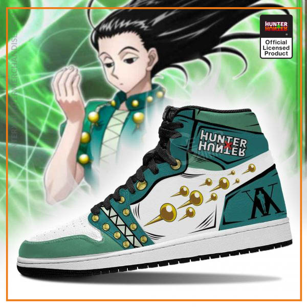 Illumi Zoldyck Hunter X Hunter Jordan Sneakers