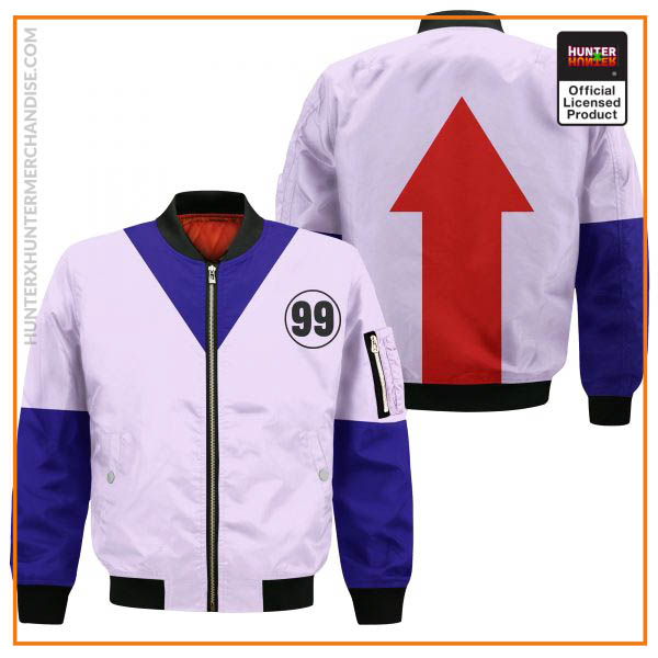 Killua Hunter X Hunter Uniform Shirt Hunter X Hunter Hoodie Jacket