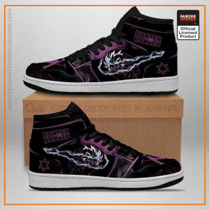 Killua Zoldyck Hunter X Hunter Jordan Sneakers
