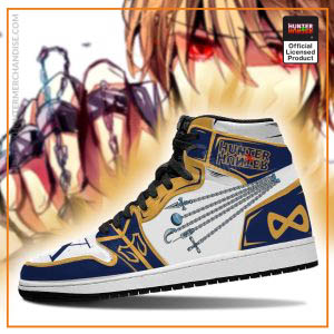 Kurapika Hunter X Hunter Jordan Sneakers Chains