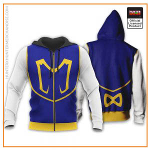 Kurapika Hunter X Hunter Uniform Shirt Hunter X Hunter Hoodie Jacket