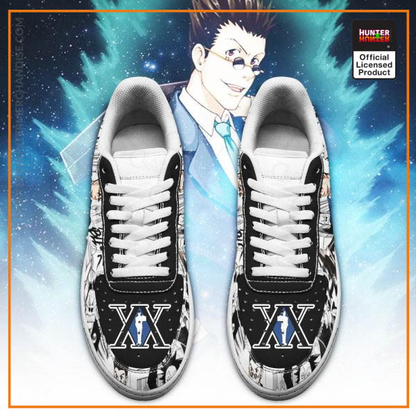 Leorio Air Force Sneakers Hunter X Hunter