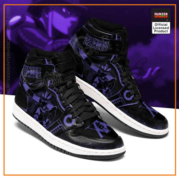 Meruem Hunter X Hunter Jordan Sneakers Darkness