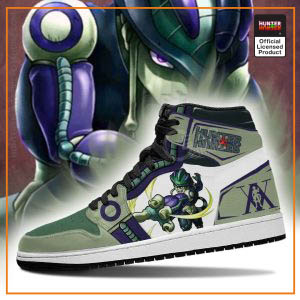 Meruem Hunter X Hunter Jordan Sneakers