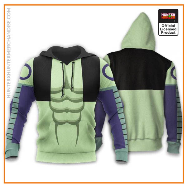 Meruem Hunter X Hunter Uniform Shirt Hunter X Hunter Hoodie Jacket