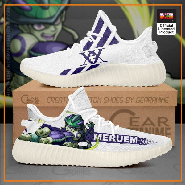 Meruem Yeezy Shoes Hunter X Hunter
