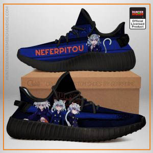 Neferpitou Yeezy Shoes Hunter X Hunter
