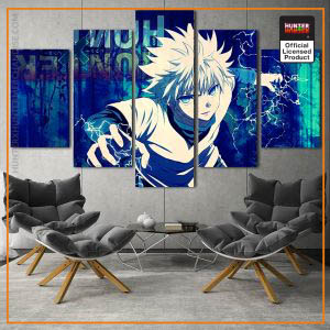 HxH Wall Art - Killua Zoldyck Hunter x Hunter Wall Art