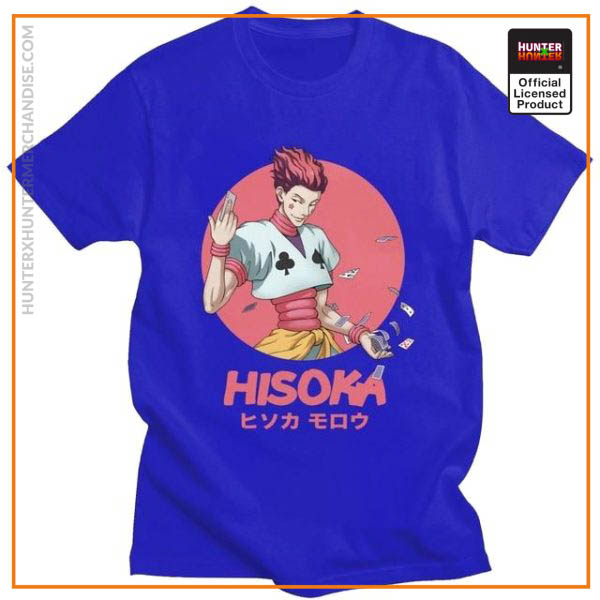 Manga Hunter X Hunter Hisoka Morow Shirt 2021