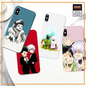 HxH Cases - Hunter X Hunter Silicone Phone Case