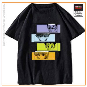 HxH Shirt - Hunter X Hunter Killua Tshirt Personality Tops for Men/Women