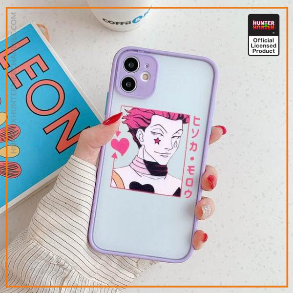 HxH Cases - Hunter x Hunter Soft TPU Iphone Case