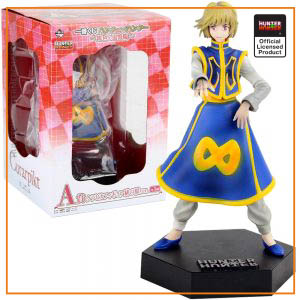 Hunter X Hunter Kurapika Figure Toy