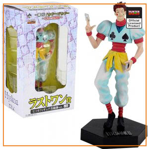 Hunter X Hunter Hisoka Figures Toy
