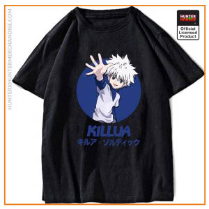 HxH Shirt - Hunter x Hunter Killua Unisex Shirts