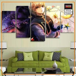HxH Wall Art - Hunter x Hunter Painting Wall Art