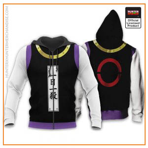 HxH Merch: Zeno Zoldyck UniformHoodie Jacket