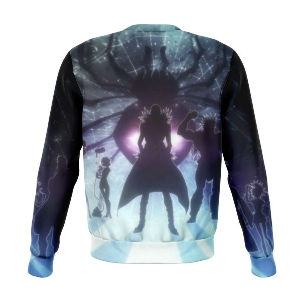 HxH Merch - Hunter X Hunter 3D Sweatshirt Style No.4