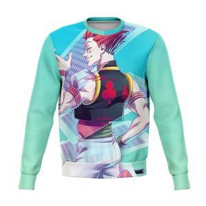 HxH Merch - Hisoka 3D Sweatshirt No.3