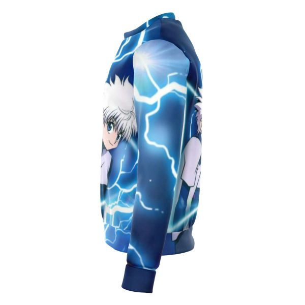 HxH Merch - Killua Zoldyck 3D Sweatshirt