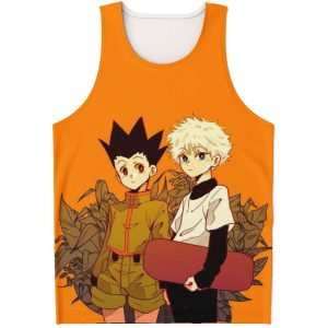 HxH Merch - Killua Zoldyck & Gon Freecss Tank Top