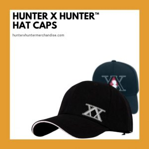 Hunter x Hunter Hat Caps